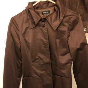 Brown Bebe coat